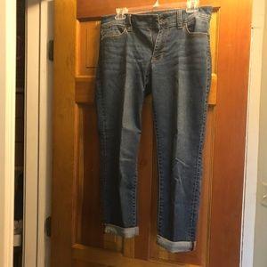 Talbots Boyfriend Jeans